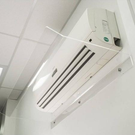deflettori aria per condizionatori