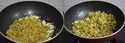 Cherupayar Thoran Recipe