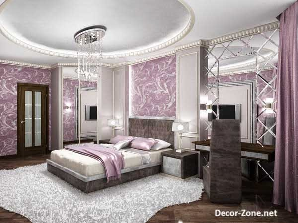 35 bedroom ceiling designs and ideas for Bedroom gypsum ceiling designs photos