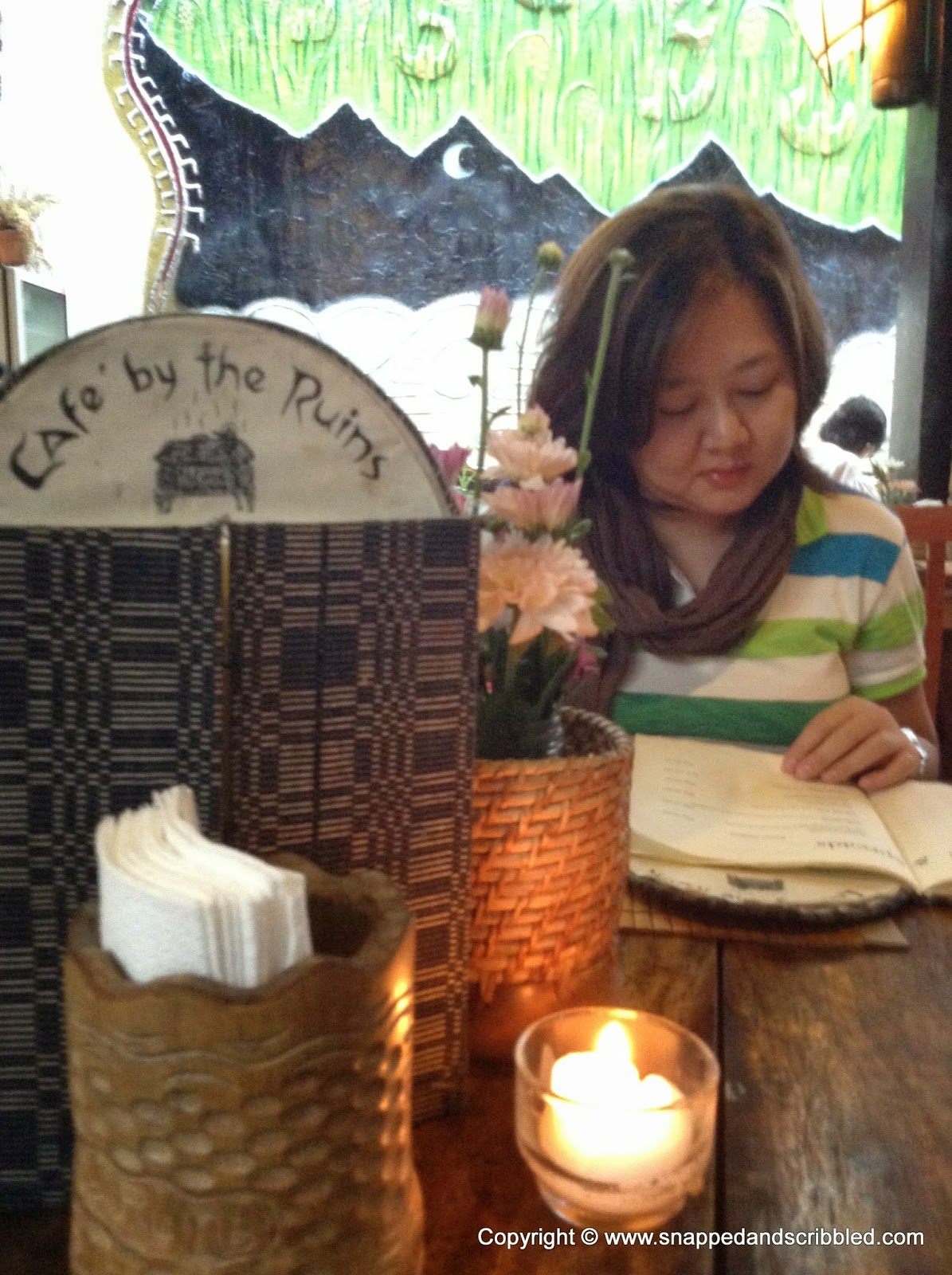 Where To Eat In Baguio: Cafe By The Ruins