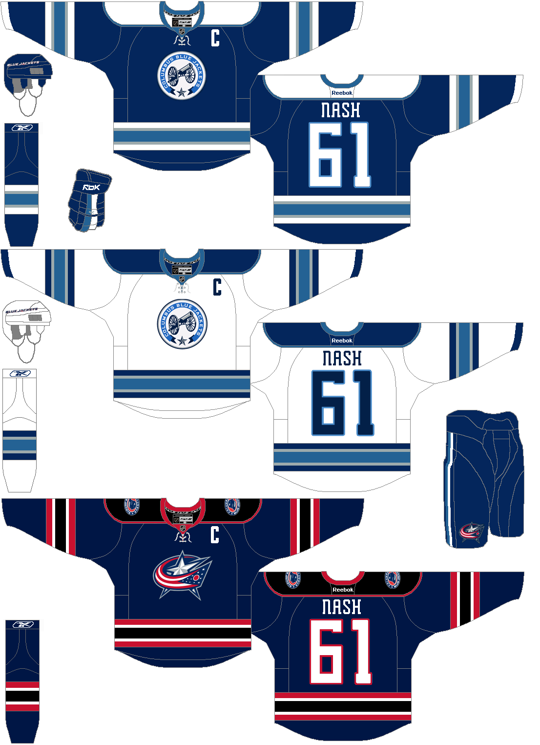 Hockey Concepts: March 2011