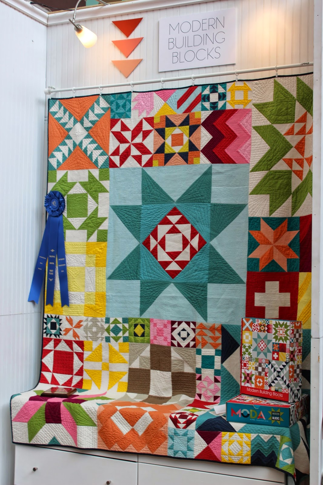 Moda Building Blocks Pattern