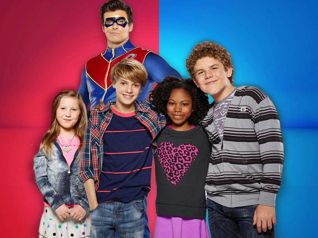 "NickALive!: Nickelodeon Germany To Premiere ""Henry Danger ..."