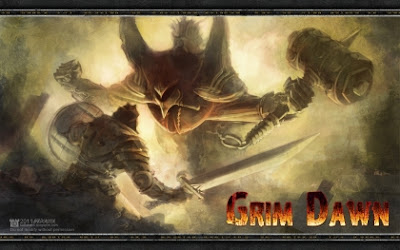 Grim Dawn Cover