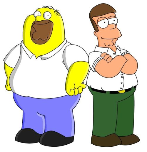 family guy vs the simpsons Subscribe for new family guy content on the daily.