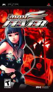 Game PSP-Djmax