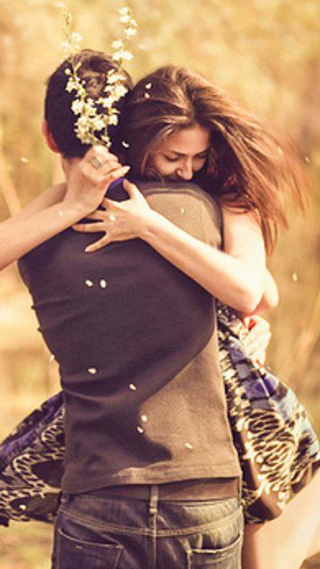Sweet Hug :)