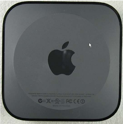Apple TV - 3ª geração - homologação Anatel (1)