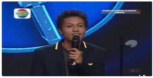 Komika yang Gantung Mik Tgl 11 November 2015 Stand Up Comedy Academy