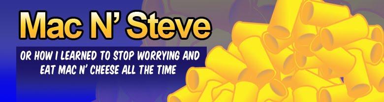 Mac N' Steve