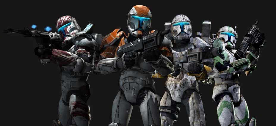 clone commando squad image - photo #5