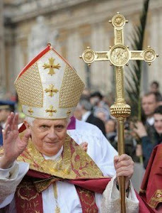 Thank You Pope Benedict XVI!