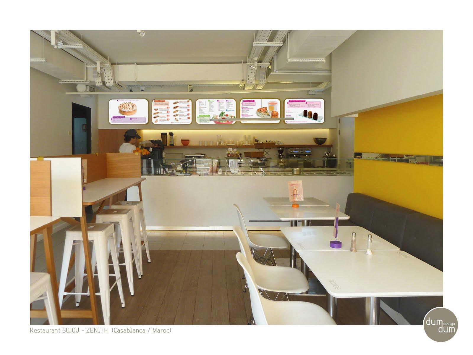 Dumdum design for Conception cuisine casablanca