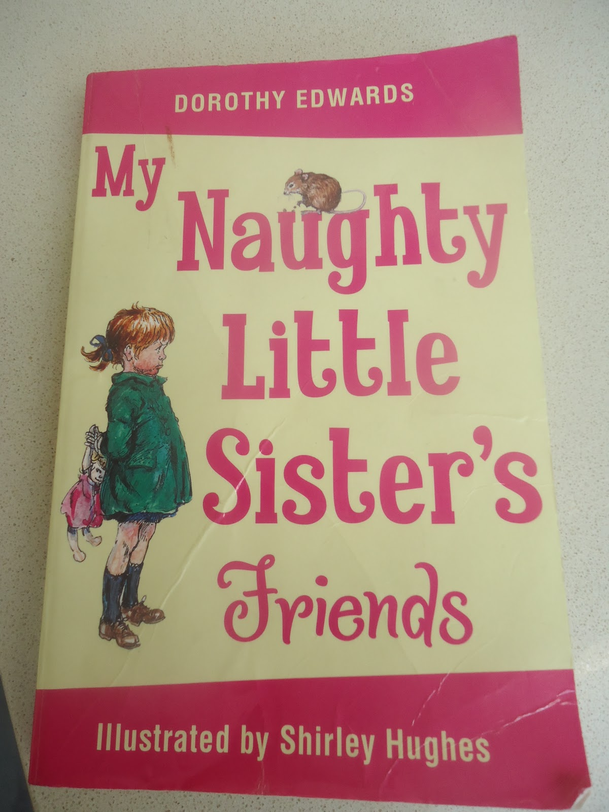 naughty sister