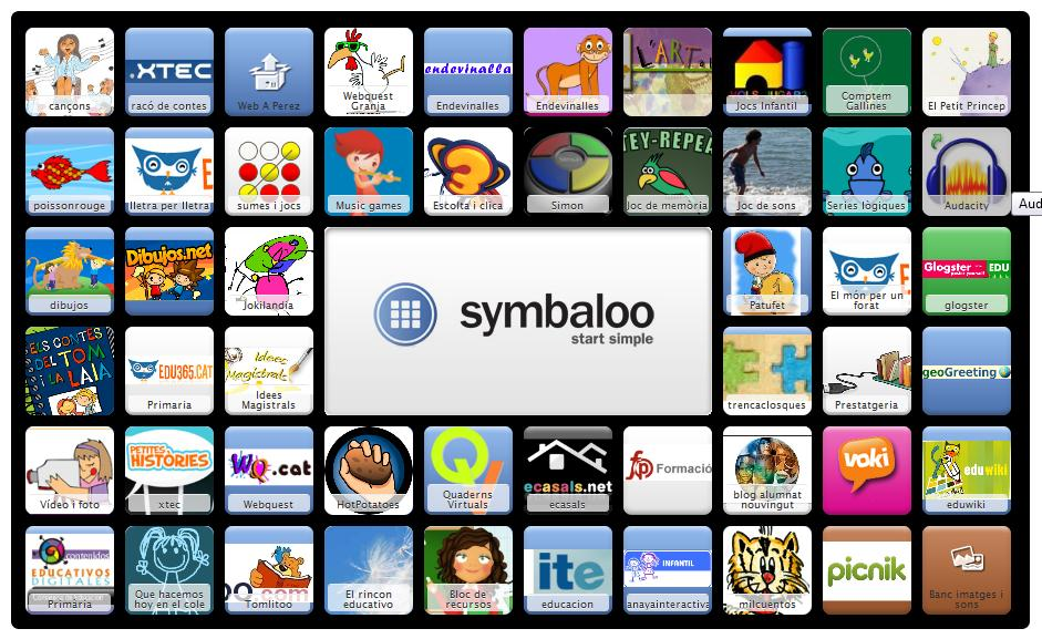 SYMBALOO DE ACCIÓN TUTORIAL