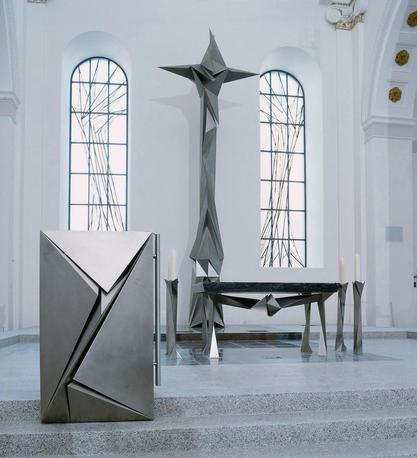 Gespräche im Kreuzgang: Moderne Kirchenarchitektur III