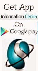 INFORMATION CENTER APP