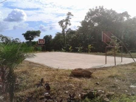 Cancha baloncesto Lot. Pasadena