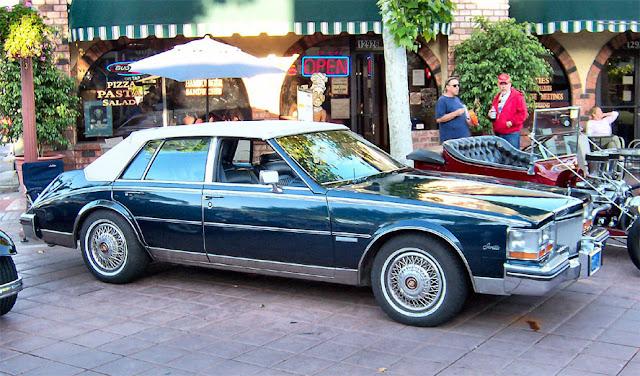 キャデラック・セヴィル 初代-2代目 | Cadillac Seville (1975-85)