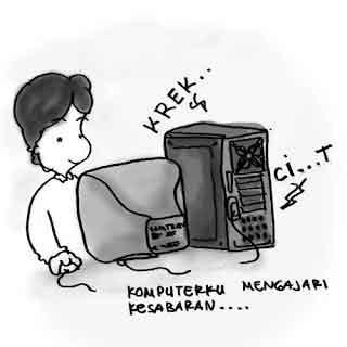 Komputer Lambat - cara mempercepat laptop windows 7