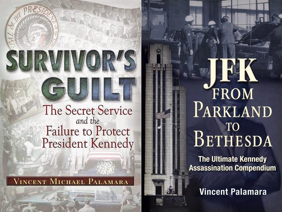 """SURVIVOR'S GUILT"" and ""JFK: FROM PARKLAND TO BETHESDA"""