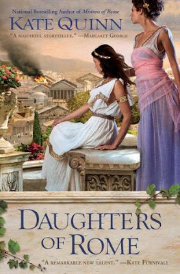Review: Daughters of Rome by Kate Quinn