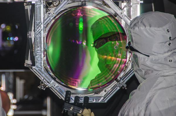 Gelombang Gravitasi, LIGO