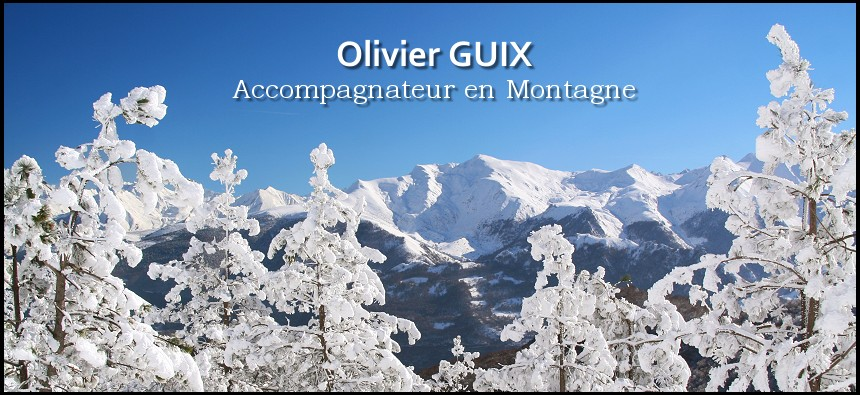 Olivier Guix, Accompagnateur en Montagne et Moniteur VTT dans les Pyrénées