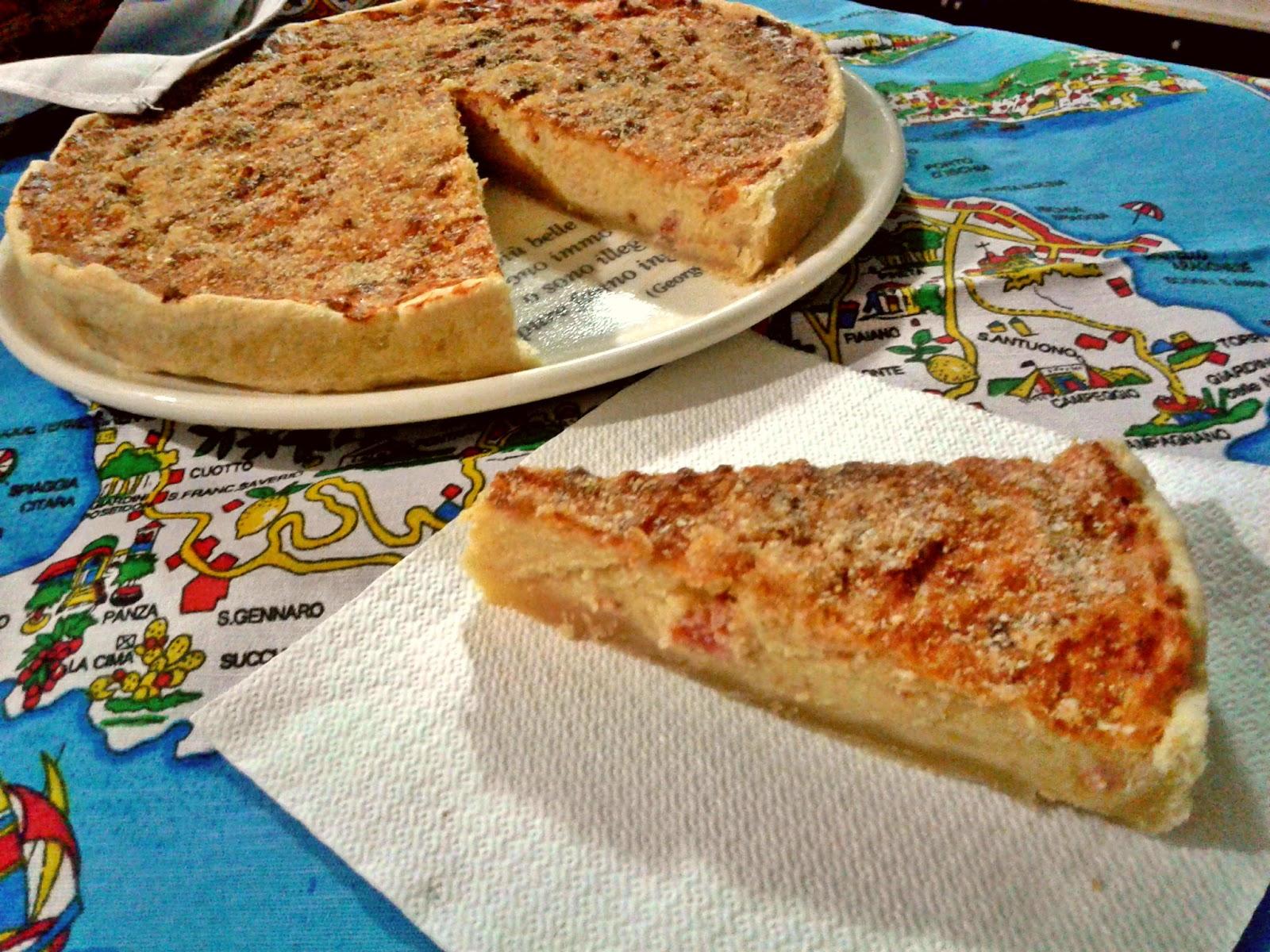 Рецепт картофельного пирога пошагово