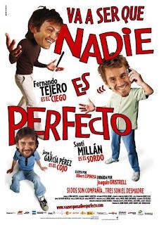 Va a ser que nadie es perfecto (2006) Online