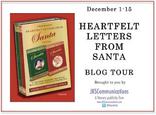 Heartfelt Letters From Santa #SteckSanta