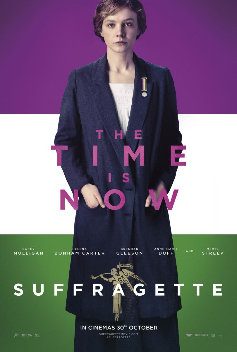 Las Sufragistas  / Suffragette