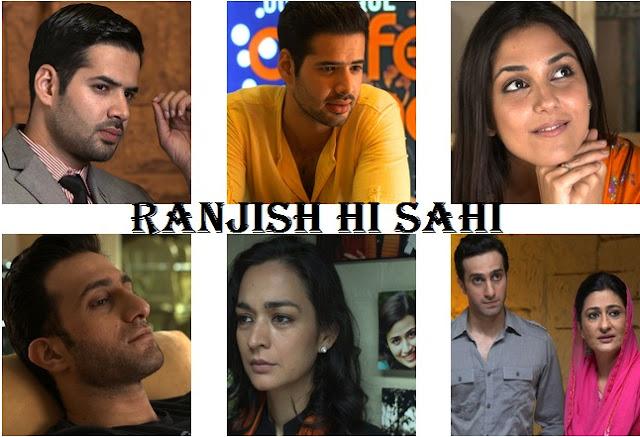 """Ranjish Hi Sahi"" Upcoming Rishtey tv Show Wiki Story| Star cast | Trailors | Timing |Title Song"