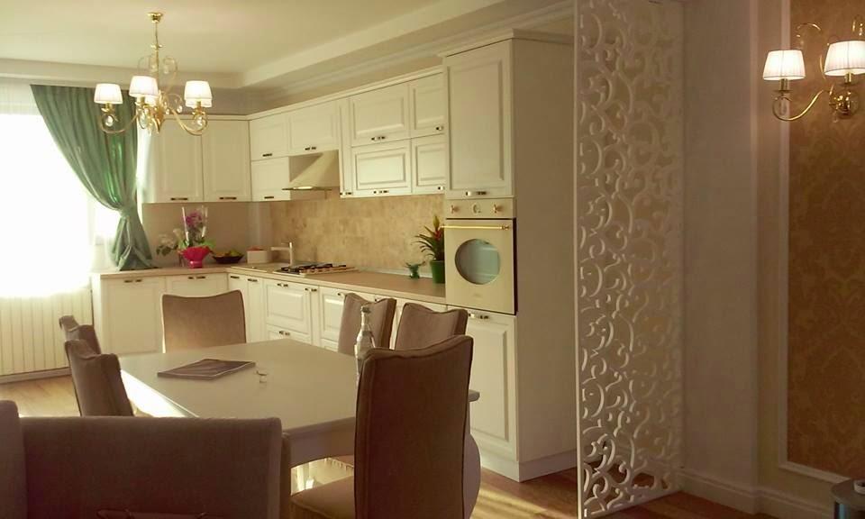 Design interior - bucatarie - clasica - Constanta