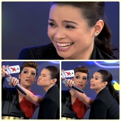 Lea Salonga on Gandang Gabi Vice (July 21) as Part of ABS-CBN's Lea Salonga Day