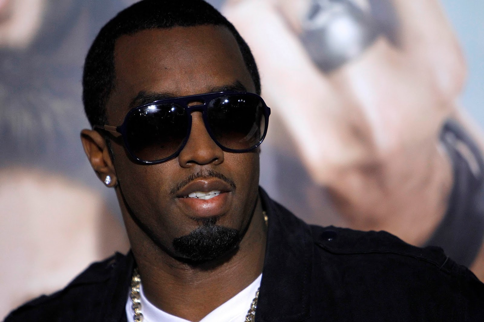 Rapper Sean Combs AKA P.Diddy Arrested At UCLA