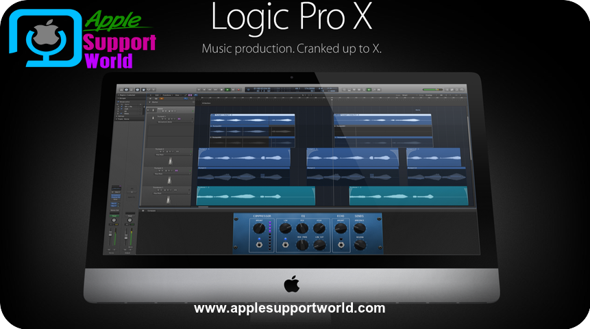Apple Logic Pro X v10.1.1 Retail/Full Version