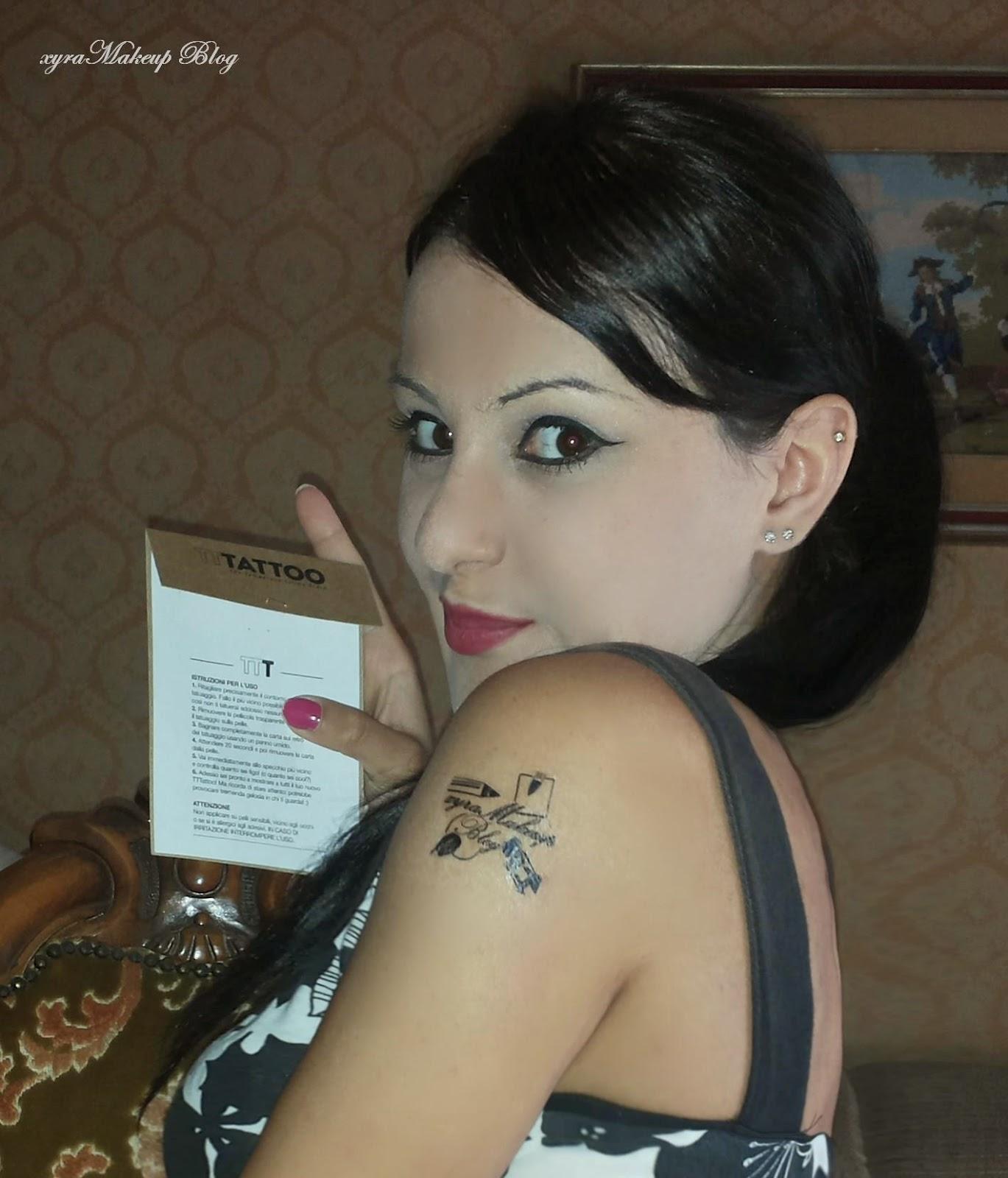 tatuaggio xyramakeup