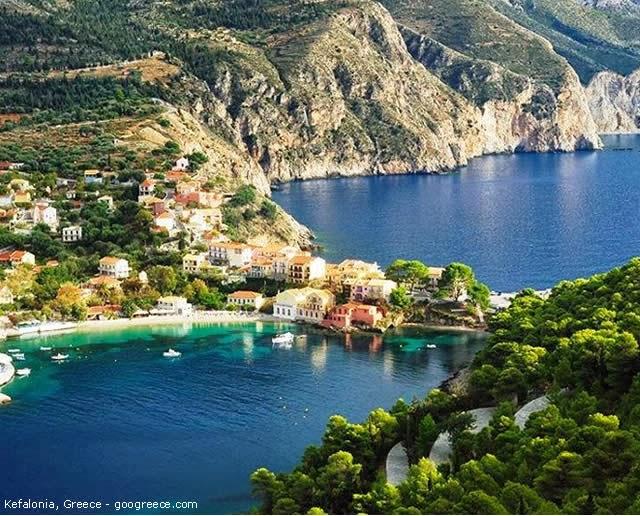 Ilha Cefalônia (Kefalonia), Grécia