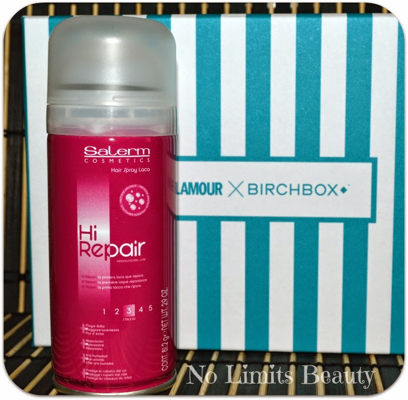 BirchBox Enero 2015 - Salerm Cosmetics Salerm Laca Hi Repair Fuerza 3