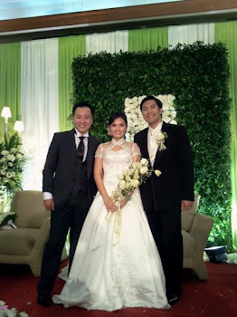 Michael and Cindy 12 Maret 2011