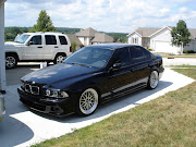 BMW E39 M5 Business Car bmw business car