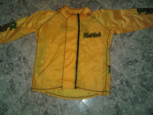 CHAQUETA IMPERMEABLE 3BROTHERS