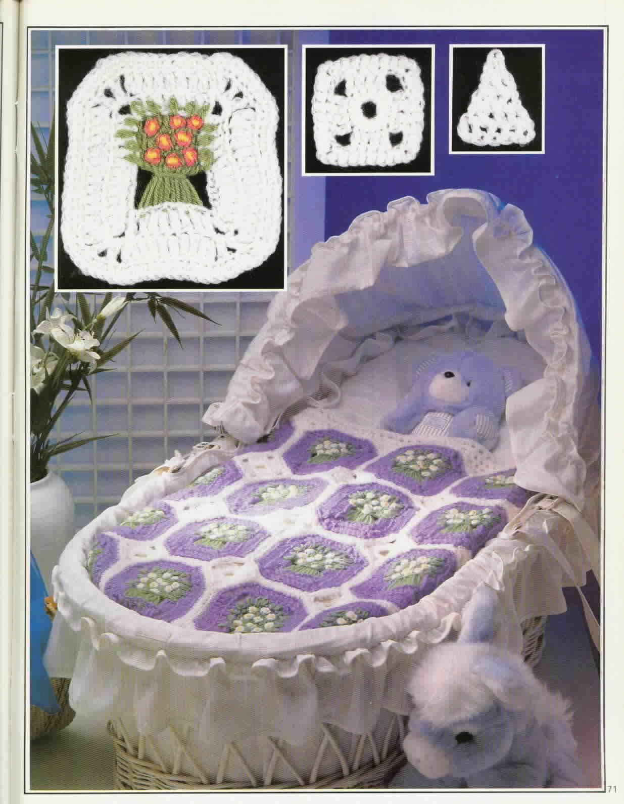 Category: Baby Afghan Crochet Patterns - AllFreeCrochet.com - Free