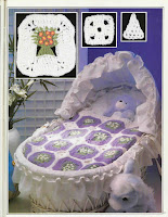CROCHET BABY BLANKETS PATTERNS « Free Patterns