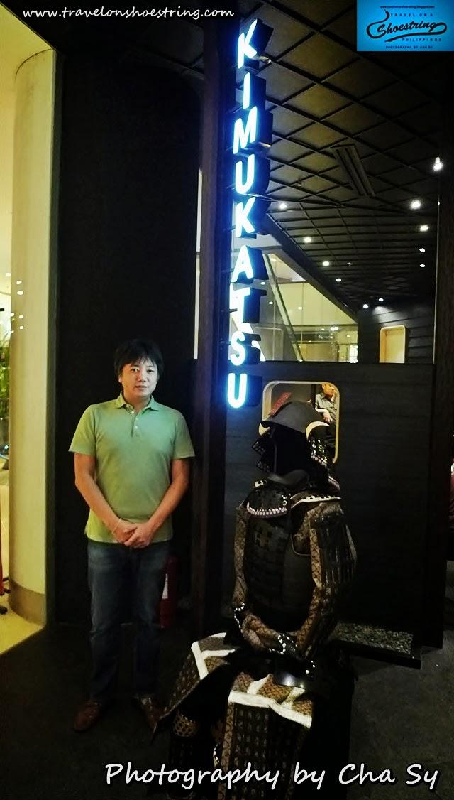 kimukatsu (キムカツ),decor, Shangri-la, East Wing,Manila, Philippines,