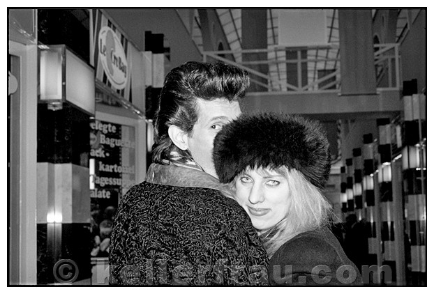 Willy DeVille, Hamburg 1988