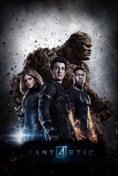 Fantastic Four 2015 CAM x264-Team Vikings