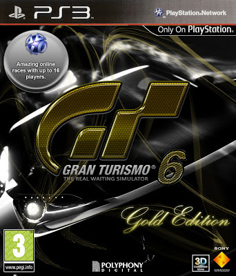 GT 6 PS3