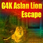 Games4King Aslan Lion Escape